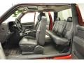 2005 Victory Red Chevrolet Silverado 1500 Z71 Extended Cab 4x4  photo #9