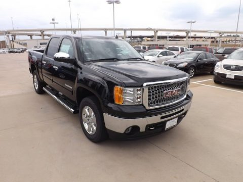 2012 gmc sierra 1500 slt crew cab 4x4 data info and specs. Black Bedroom Furniture Sets. Home Design Ideas