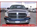 2006 Patriot Blue Pearl Dodge Ram 1500 SLT Quad Cab 4x4  photo #9