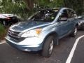 2011 Glacier Blue Metallic Honda CR-V LX  photo #4