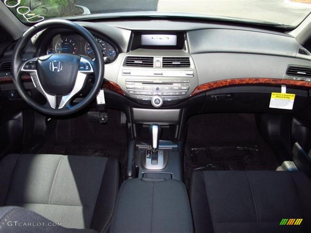 2012 Honda Accord Crosstour Ex Black Dashboard Photo 66587925
