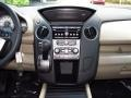 2012 Honda Pilot Beige Interior Controls Photo