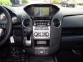2012 Honda Pilot Black Interior Controls Photo