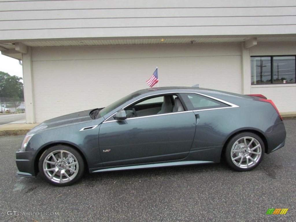thunder gray chromaflair 2012 cadillac cts v coupe exterior photo. Cars Review. Best American Auto & Cars Review
