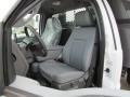 Steel Interior Photo for 2012 Ford F350 Super Duty #66601926