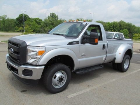 2012 Ford F350 Super Duty XL Regular Cab 4x4 Dually Data, Info and Specs