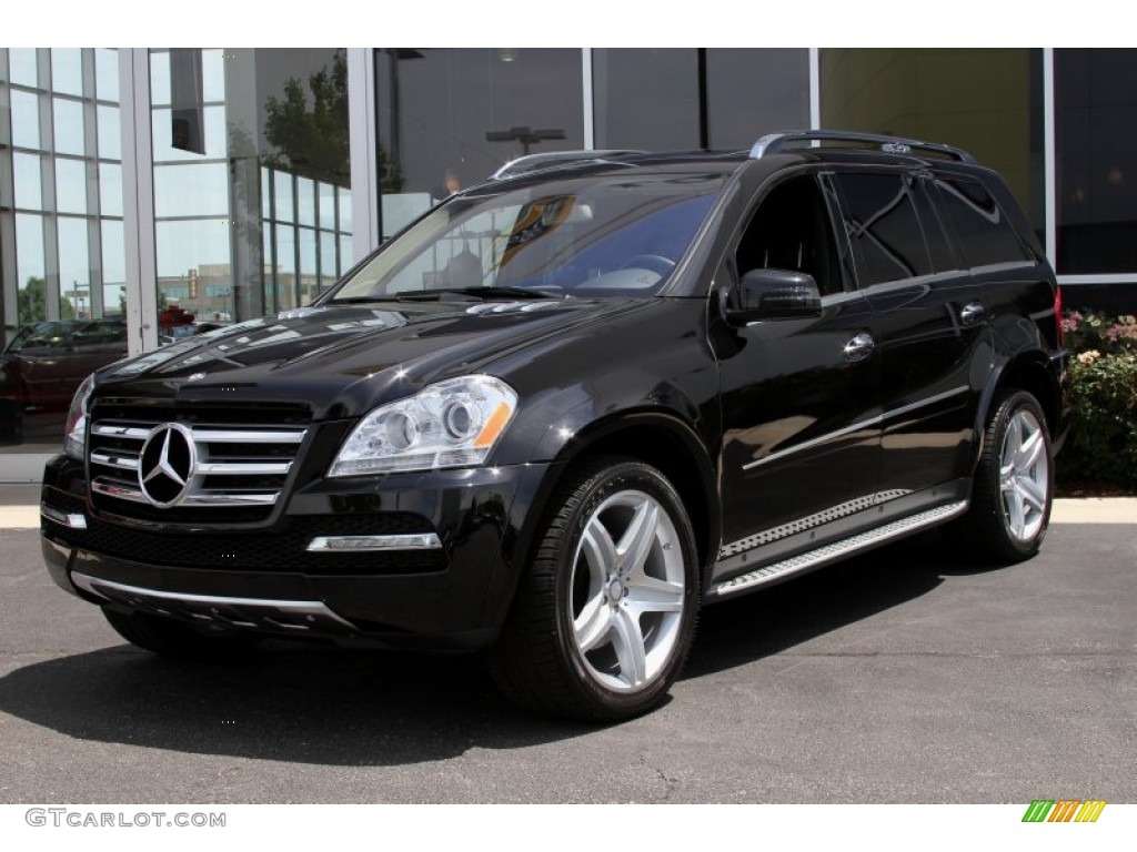 2012 black mercedes benz gl 550 4matic 66556833 for 2012 mercedes benz gl550