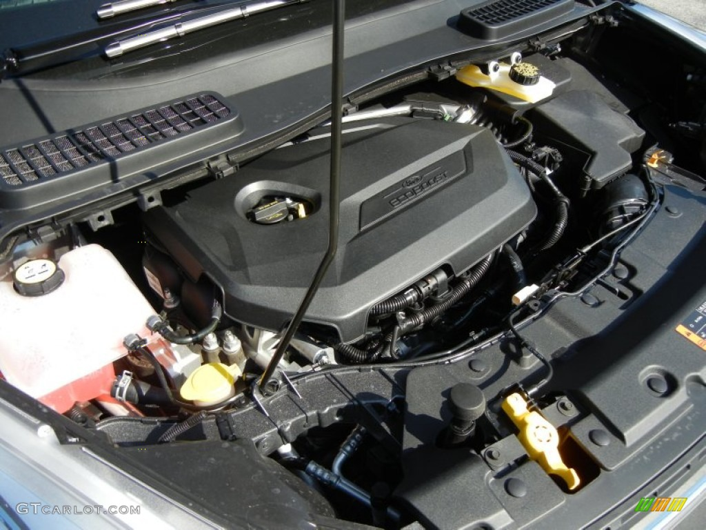 2013 Ford Escape SE 1.6L EcoBoost 1.6 Liter DI ...