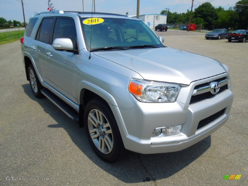 2011 toyota 4runner limited 4x4 exterior photos. Black Bedroom Furniture Sets. Home Design Ideas