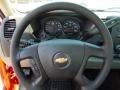 2012 Victory Red Chevrolet Silverado 1500 LS Regular Cab 4x4  photo #14
