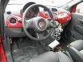 Rosso Brillante (Red) - 500 Sport Photo No. 6