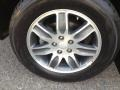 2005 Mitsubishi Endeavor Limited AWD Wheel and Tire Photo