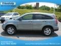 2010 Opal Sage Metallic Honda CR-V EX AWD  photo #2