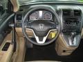 2010 Opal Sage Metallic Honda CR-V EX AWD  photo #25