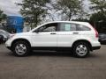 2010 Taffeta White Honda CR-V LX AWD  photo #1