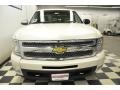 2011 White Diamond Tricoat Chevrolet Silverado 1500 LTZ Crew Cab 4x4  photo #3
