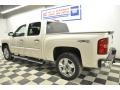 2011 White Diamond Tricoat Chevrolet Silverado 1500 LTZ Crew Cab 4x4  photo #4