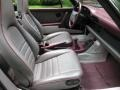 Classic Grey Interior Photo for 1993 Porsche 911 #66636821