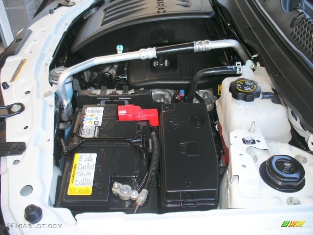 2012 Chevrolet Captiva Sport Ls 2 4 Liter Sidi Dohc 16