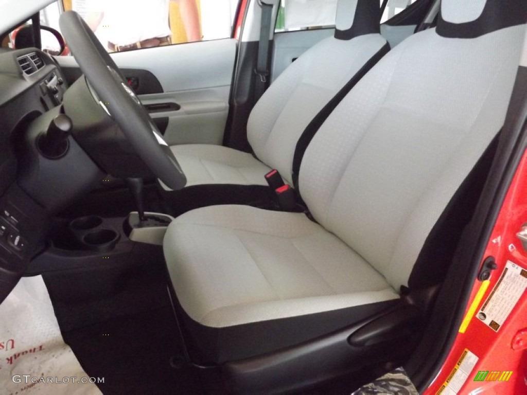 2012 Toyota Prius C Hybrid One Interior Photo 66642518