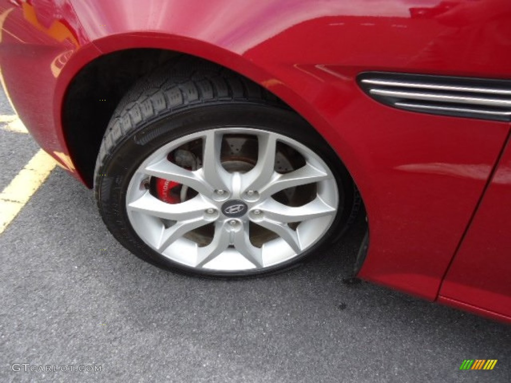 2007 Hyundai Tiburon Se Wheel Photo 66654314 Gtcarlot Com