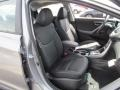 Black Interior Photo for 2013 Hyundai Elantra #66659129