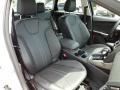 2012 White Platinum Tricoat Metallic Ford Focus SEL Sedan  photo #12
