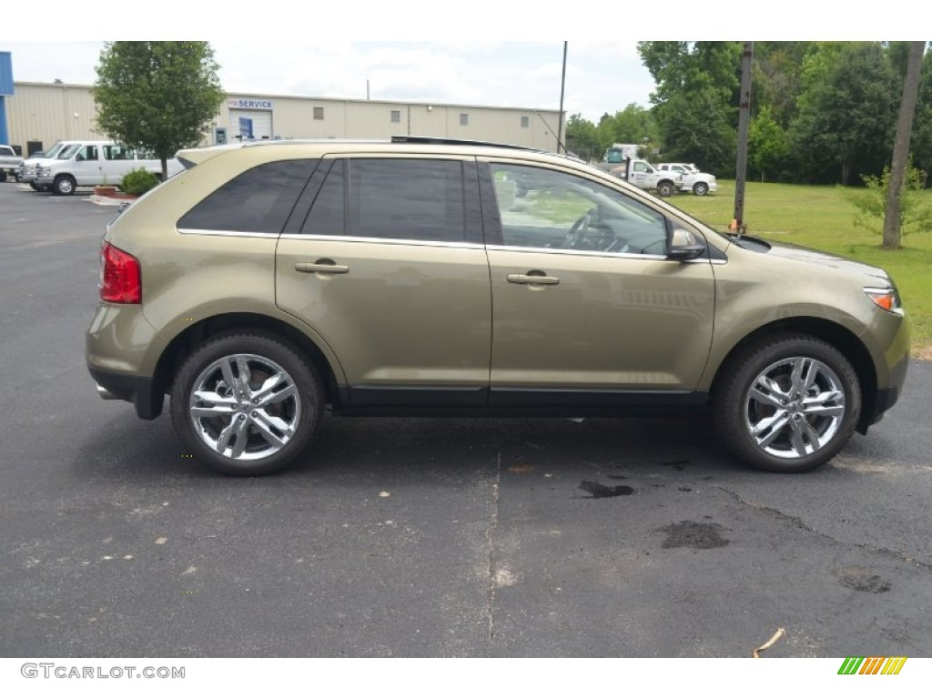 Ginger Ale Metallic 2013 Ford Edge Limited Exterior Photo #66673532 ...