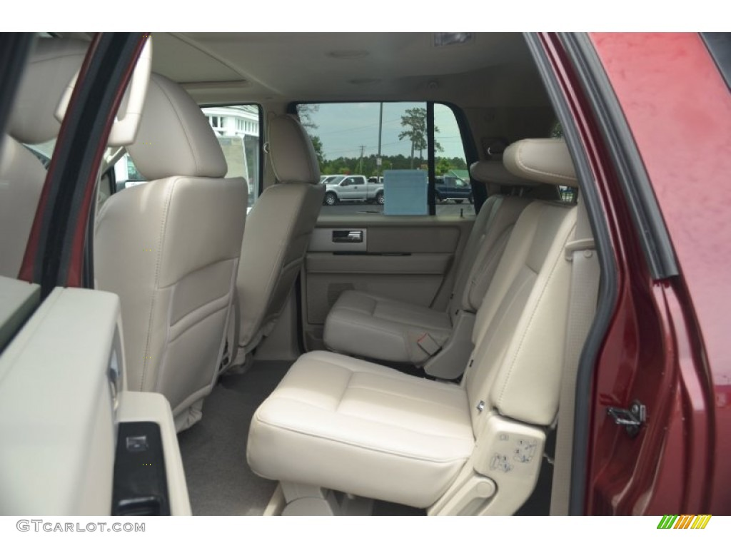 Stone Interior 2012 Ford Expedition El Limited Photo 66673646