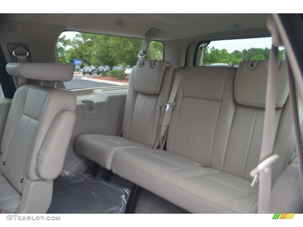 Stone Interior  Ford Expedition El Limited Photo
