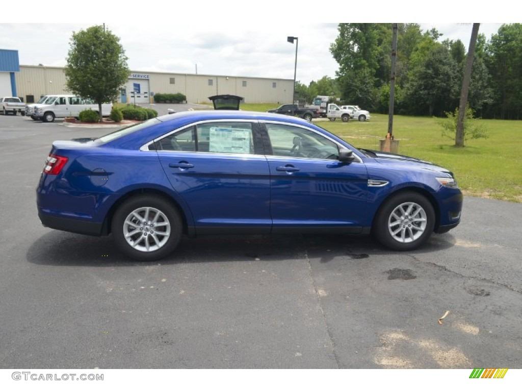 2000 Ford Taurus Sel >> Deep Impact Blue Metallic 2013 Ford Taurus SE Exterior Photo #66673901 | GTCarLot.com