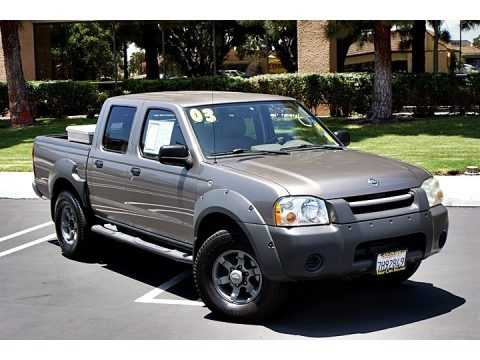 2003 nissan frontier xe v6 crew cab data info and specs. Black Bedroom Furniture Sets. Home Design Ideas