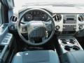 2012 Ingot Silver Metallic Ford F250 Super Duty XLT Crew Cab 4x4  photo #7