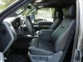2012 Sterling Grey Metallic Ford F250 Super Duty Lariat Crew Cab  photo #5