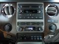 2012 Sterling Grey Metallic Ford F250 Super Duty Lariat Crew Cab  photo #9