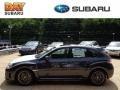 Dark Gray Metallic 2012 Subaru Impreza WRX Limited 5 Door