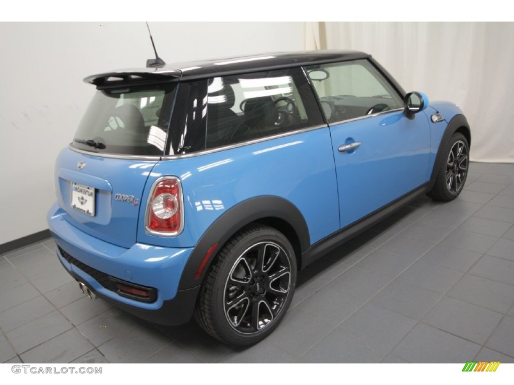 Blue Mini Cooper Related Imagesstart 0 Weili Automotive Network