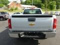 2012 Silver Ice Metallic Chevrolet Silverado 1500 Work Truck Extended Cab 4x4  photo #6
