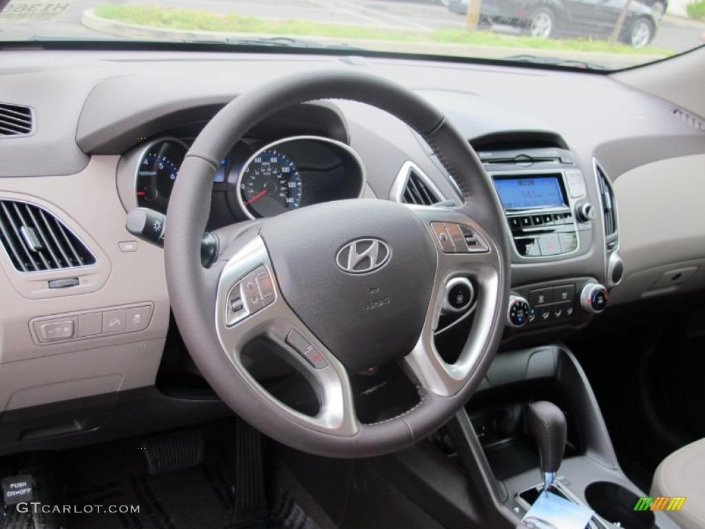 2014 Hyundai Ix35 Fuel Cell Exterior Walkaround 2012 Paris Html Autos Weblog