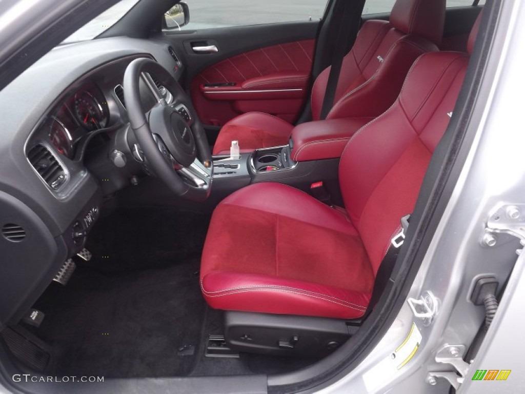Black Red Interior 2012 Dodge Charger Srt8 Photo 66695786