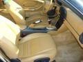 Savanna Beige Interior Photo for 1999 Porsche 911 #66704932