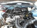 2006 Windveil Blue Metallic Ford Mustang V6 Premium Coupe  photo #23