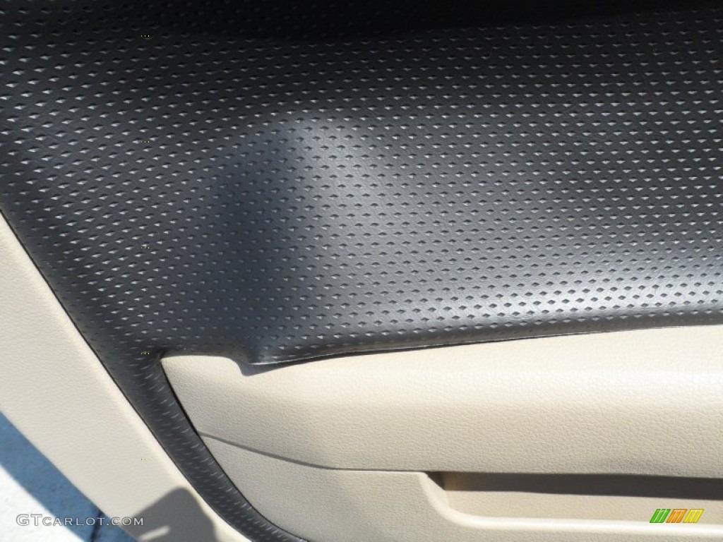 2006 Mustang V6 Premium Coupe - Windveil Blue Metallic / Light Parchment photo #31