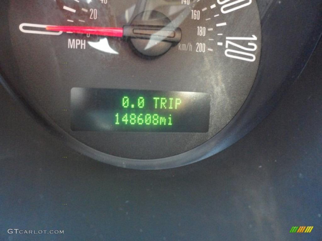 2006 Mustang V6 Premium Coupe - Windveil Blue Metallic / Light Parchment photo #43