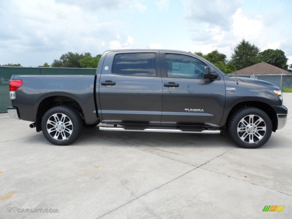 Magnetic Gray Metallic 2012 Toyota Tundra Texas Edition ...