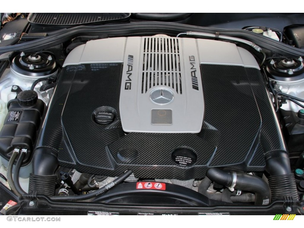 2005 mercedes benz cl 65 amg 6 0l amg turbocharged sohc for Mercedes benz v12 engine