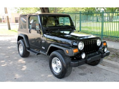 2001 jeep wrangler sport 4x4 data info and specs. Black Bedroom Furniture Sets. Home Design Ideas