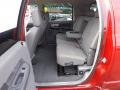 Medium Slate Gray Rear Seat Photo for 2008 Dodge Ram 3500 #66720725