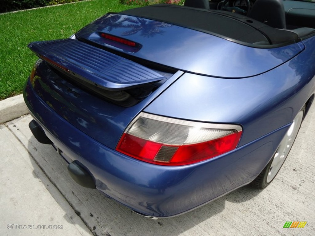 1999 porsche 911 carrera cabriolet pop up rear spoiler. Black Bedroom Furniture Sets. Home Design Ideas