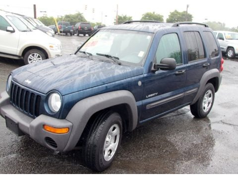 2004 jeep liberty sport 4x4 data info and specs. Black Bedroom Furniture Sets. Home Design Ideas